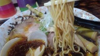 麺屋 裕 貝醤油そば 麺
