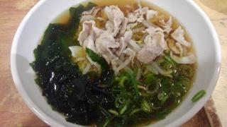 森のキッチン ブーブーもやし醤油ラーメン@堺市役所
