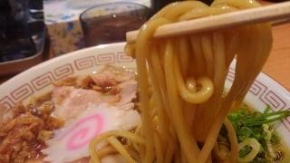 サバ6製麺所 中華そば 麺