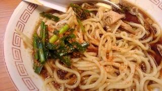 サバ6製麺所 中華そば 替え玉