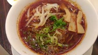 香港蒸籠 麻辣湯麺@なんばパークス店