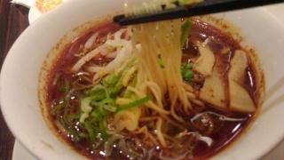 香港蒸籠 麻辣湯麺 麺