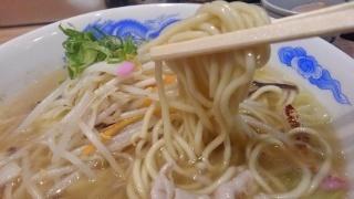 ラーメン・めし 芦田屋 宇和島ちゃんぽん 麺