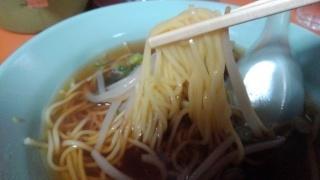 蓬莱飯店 ラーメン 麺