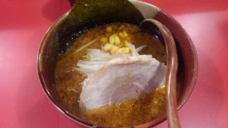 麺屋 手前味噌 味噌ラーメン@熊本市