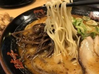 味千食堂 味千ラーメン 麺