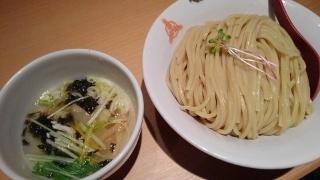 三田製麺所 鯛だし塩つけ麺@阿倍野店