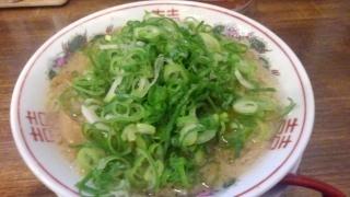 熟成麺屋 神来 ラーメン@阿倍野店