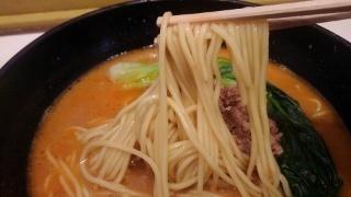 うまかラーメン 担々麺 麺