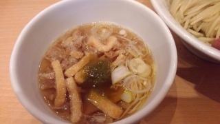 三田製麺所 かすつけ麺 つけダレ
