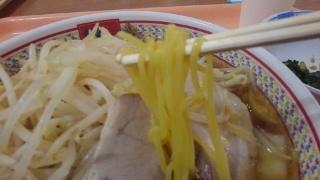 ラーメン神座 チャーシューラーメン 麺