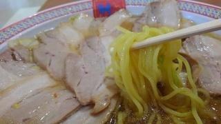 ラーメン神座 復刻版チャーシューラーメン 麺