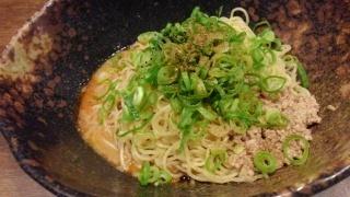 汁なし担担麺専門 キング軒 汁なし担担麺(大盛)@大阪梅田店