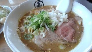 麺屋 縁 鶏白湯ラーメン(醤油)@東大阪市