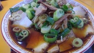 中華そば 麺屋7.5Hz チャーシュー麺(大)@東住吉店