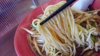 ラーメン魁力屋 台湾ラーメン 麺