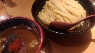三田製麺所 灼熱つけ麺@阿倍野店