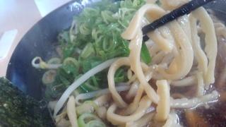 ラーメン食堂 神豚 とり醤油 ドラゴン麺
