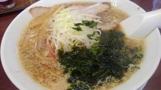 ラーメン魁力屋 あご煮干し醤油ラーメン@八尾店