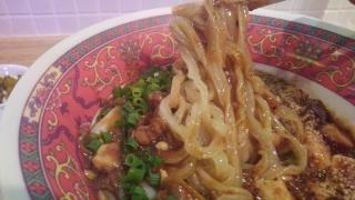 大衆飯店 ヌ。 麻婆麺 麺