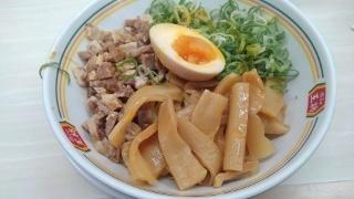 餃子の王将 油ソバ@コメリ水口店