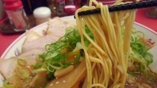 ラーメン魁力屋 味噌野菜ラーメン 麺